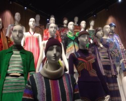 Missoni Opens First UK Exhibition At Fashion & Textile Museum