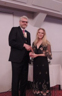 President, Richard Brook & Olivia Housley