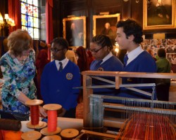 Exhibition at Apothecaries' Hall, City of London - Organised by the Livery Schools Link