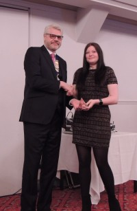 President, Richard Brook & Charlotte Cowan