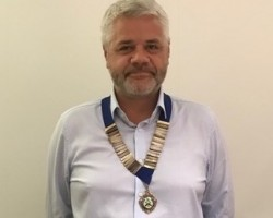 Huddersfield Textile Society Welcomes Richard Brook As New President