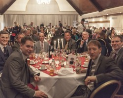 2015 Huddersfield Textile Society Annual Dinner and Prize Giving