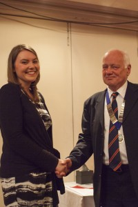 Special congratulations to one of our Society members, Julia Lawson. Julia is a student at the University of Manchester and has been award a scholarship from the Worshipful Company of weavers.