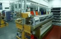 The visit includes a tour of the University's textile workshops